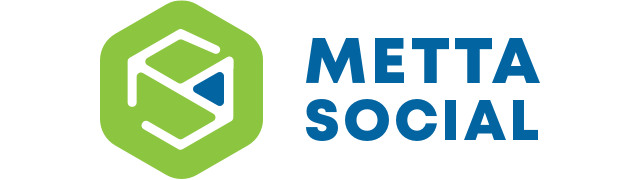 Mettasocial Home page